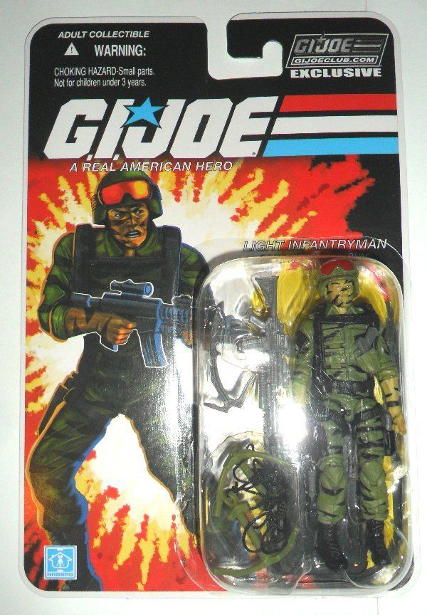 G.I. Joe Collector's Club - Figure Subscription Service 3 - 2014 15-FSS3-HR