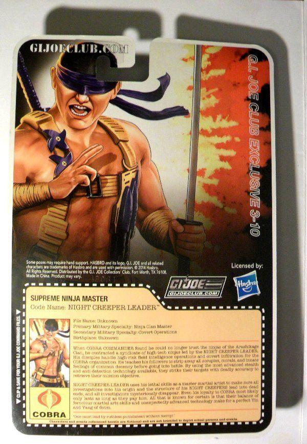 G.I. Joe Collector's Club - Figure Subscription Service 3 - 2014 15-FSS3-NCL-b
