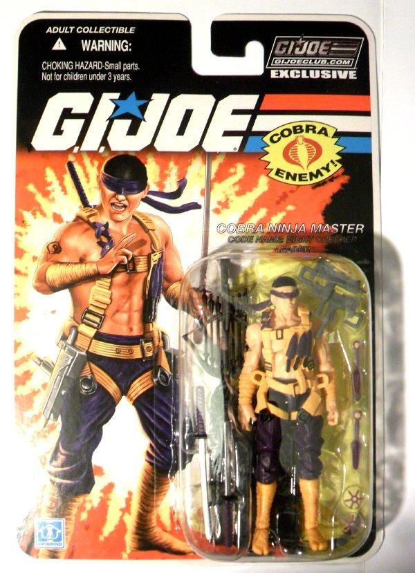 G.I. Joe Collector's Club - Figure Subscription Service 3 - 2014 15-FSS3-NCL