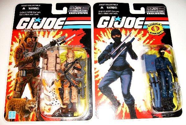 G.I. Joe Collector's Club - Figure Subscription Service 3 - 2014 15-FSS3-SM-V