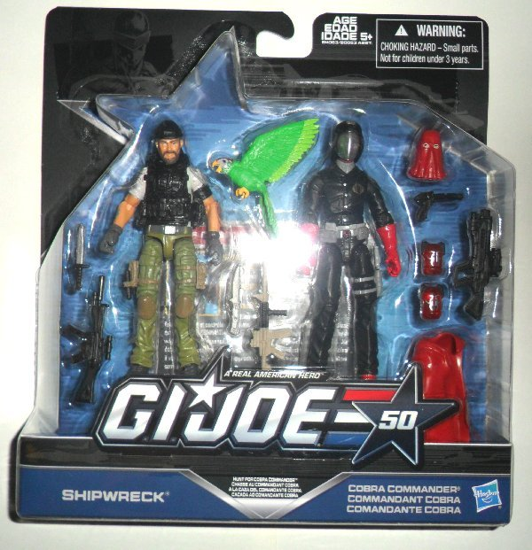 G.I. Joe - 50th Anniversary 15-HuntforCobraCommander