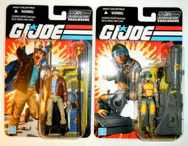 G.I. Joe Collector's Club - Figure Subscription Service 2 - 2013/2014  2013-FSS2-KH-B