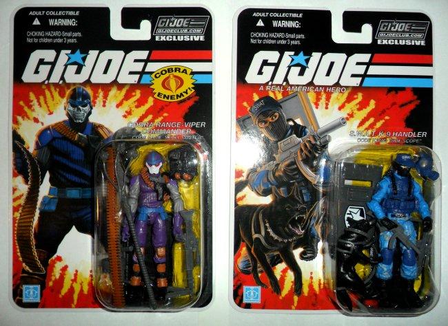 G.I. Joe Collector's Club - Figure Subscription Service 2 - 2013/2014  2013-FSS2-SB-WS