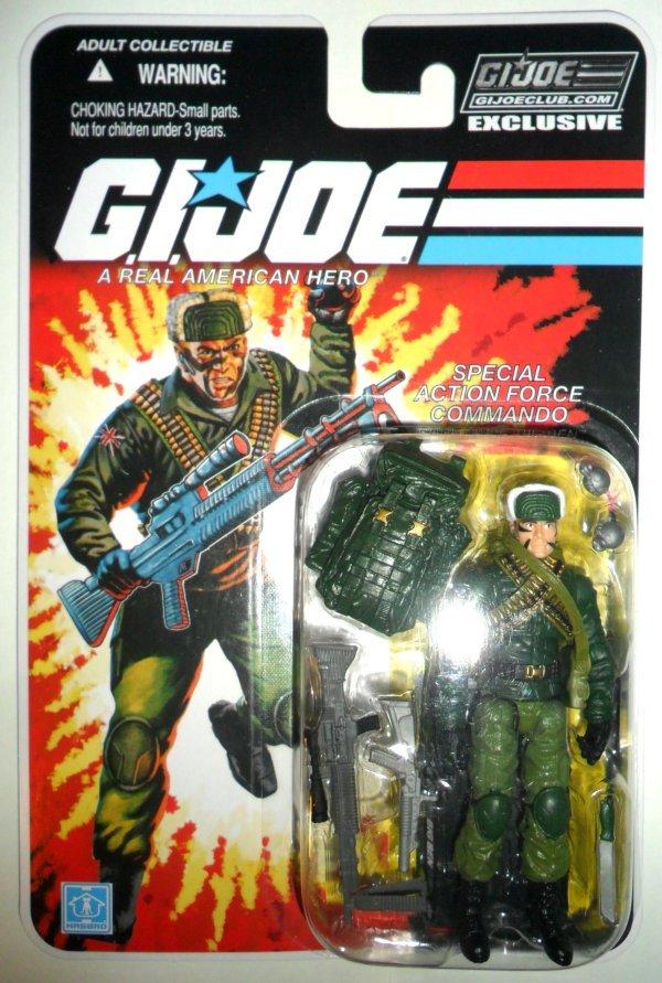 G.I. Joe Collector's Club - Figure Subscription Service 3 - 2014 2015-FSS3-BBen