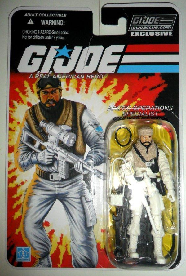 G.I. Joe Collector's Club - Figure Subscription Service 3 - 2014 2015-FSS3-FBite
