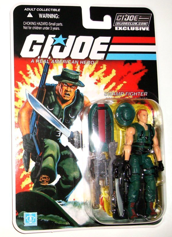 G.I. Joe Collector's Club - Figure Subscription Service 3 - 2014 2015-FSS3-MR
