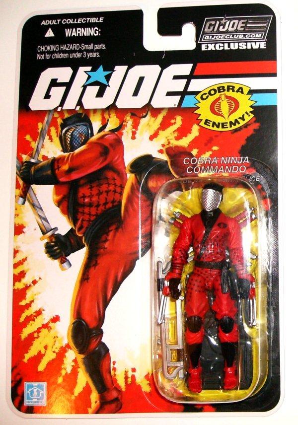 G.I. Joe Collector's Club - Figure Subscription Service 3 - 2014 2015-FSS3-SL