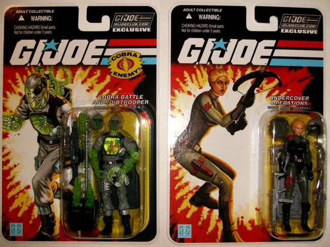 G.I. Joe Collector's Club - Figure Subscription Service 1 - 2013 FSS-2-NB-Q