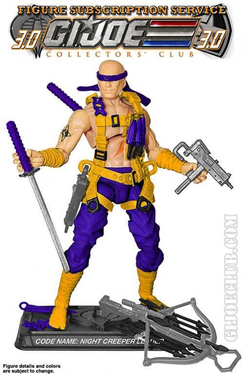 G.I. Joe Collector's Club - Figure Subscription Service 3 - 2014 NCL