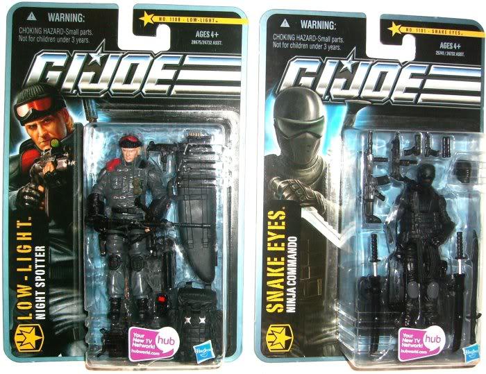 G.I. Joe - Pursuit of Cobra 2010 LL-SE