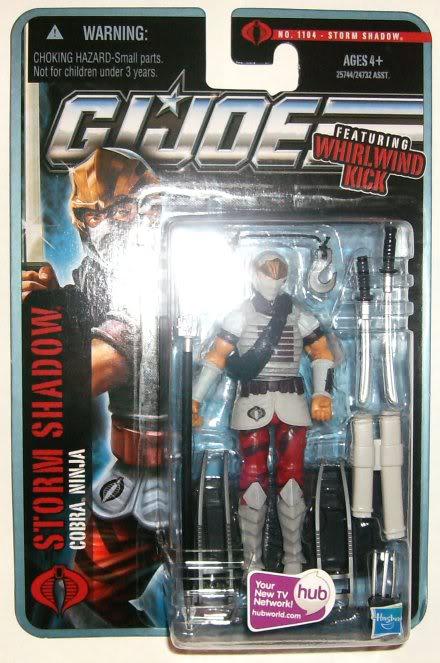 G.I. Joe - Pursuit of Cobra 2010 PCSS