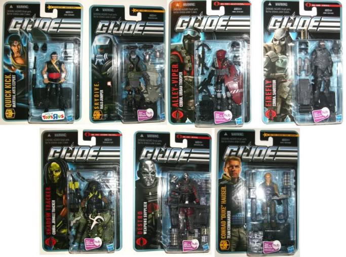 G.I. Joe - Pursuit of Cobra 2010 POC