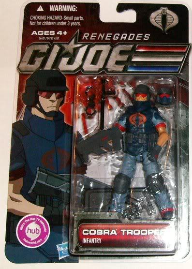 G.I. Joe/Cobra - 30th Anniversary - G.I. Joe Renegades - 2011 REN-CT