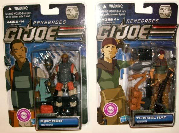 G.I. Joe/Cobra - 30th Anniversary - G.I. Joe Renegades - 2011 Ren-Rip-TR
