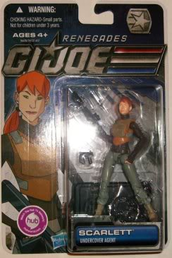 G.I. Joe/Cobra - 30th Anniversary - G.I. Joe Renegades - 2011 Ren-scrltt