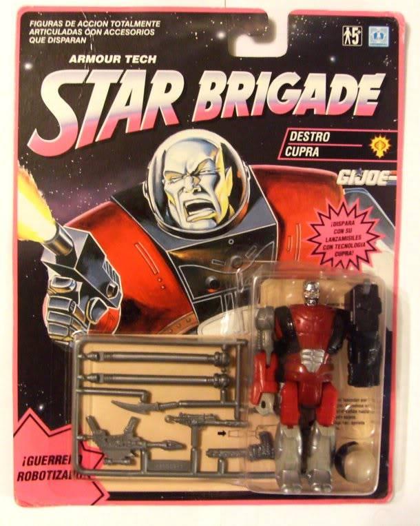 Cobra - Star Brigade - Destro - 1993 DesSB