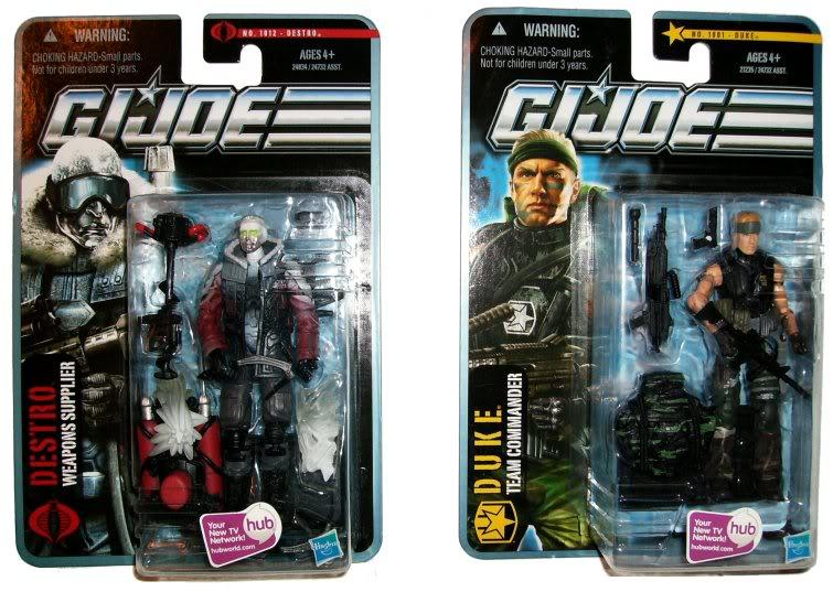 G.I. Joe - Pursuit of Cobra 2010 Desdukepoc