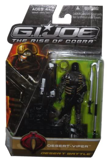 G.I. Joe - ROC Desvip