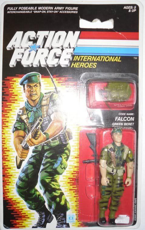 G.I. Joe - Falcon - 1987 Falcon