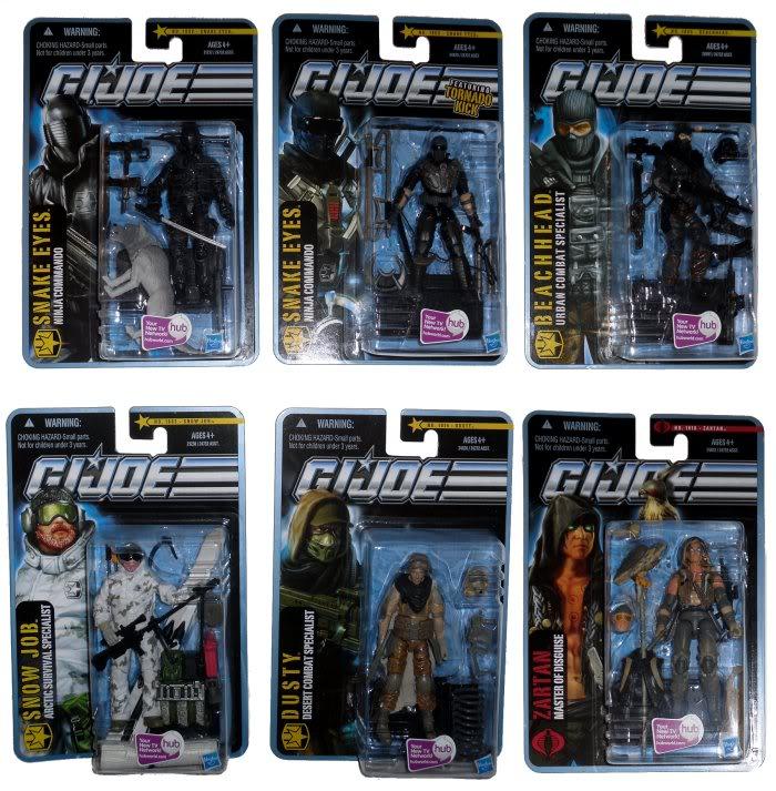 G.I. Joe - Pursuit of Cobra 2010 Poc2
