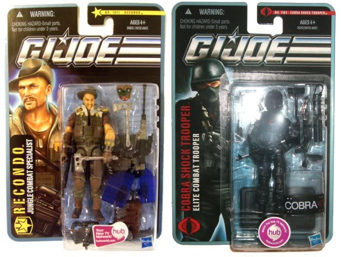 G.I. Joe - Pursuit of Cobra 2010 Rec-sktp