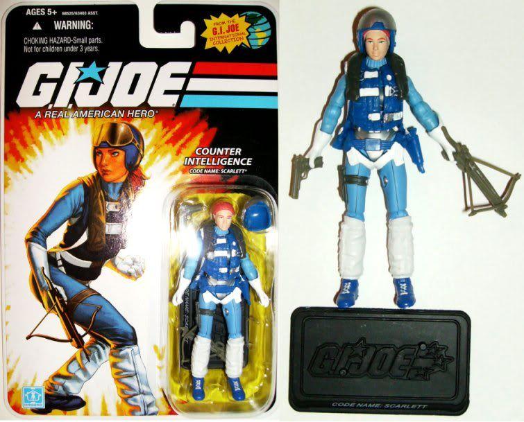 G.I. Joe - Scarlett - 25th Anniversary - wave 7 - 2008 Scarlettv10