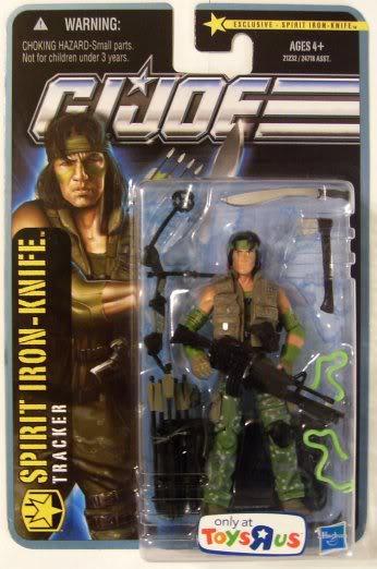 G.I. Joe - Pursuit of Cobra 2010 Sikpc