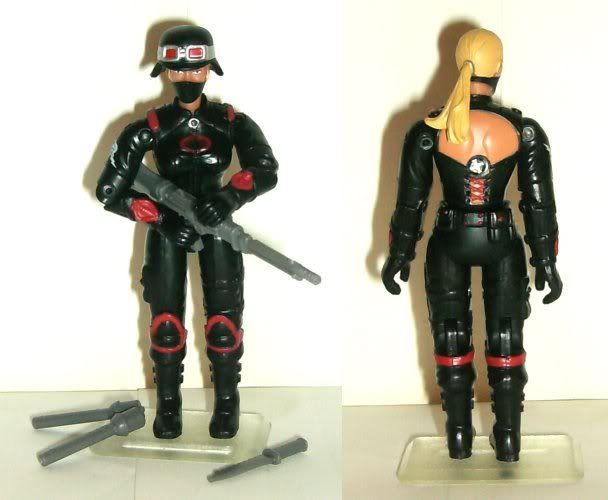 Cobra - Thanks for the Memories - Cobra Trooper - JoeCon 2007 Tftm07-tpr