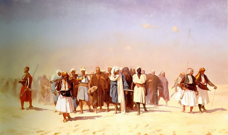 Video historike  Egyptian_Recruits_crossing_the_Dese