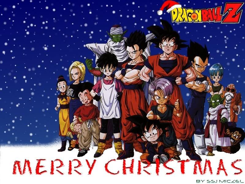 Merry Christmas Dragon20ball20z20-20merry20christma