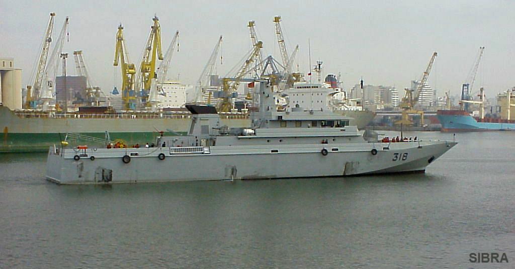 Royal Moroccan Navy Patrol Boats / Patrouilleurs de la Marine Marocaine - Page 8 PHM-318RaiumlsBargachOPV-64amp-1_zps4e37fdff