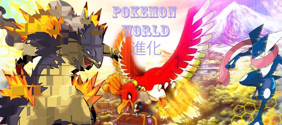 Pokemon World Evolution
