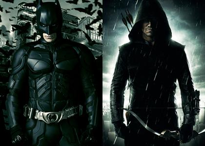 Lumière sur #5 - 10 bonnes raisons de regarder Arrow 05Arrow-Batman_zps6a9a967c
