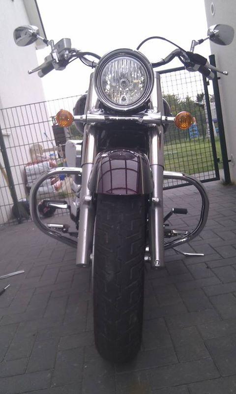 Engine Bars Fitted .......... 2010 Suzuki  M800 Mybike6_zps760c3361