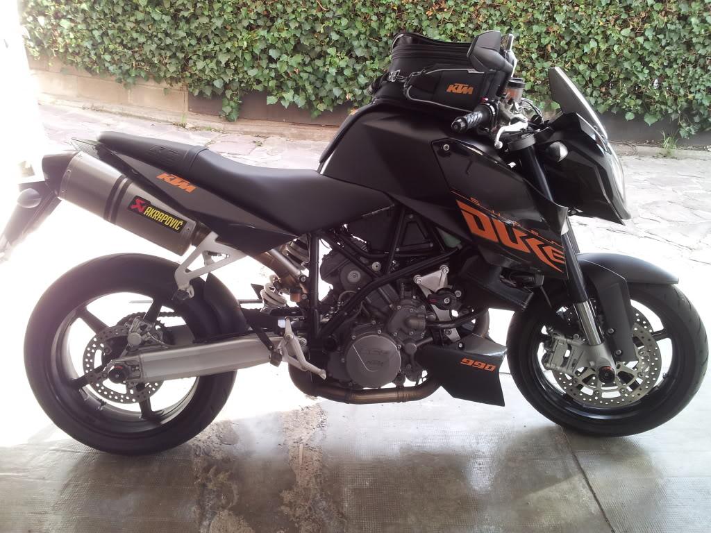 Fotos de nuestras KTM 20121222_142826