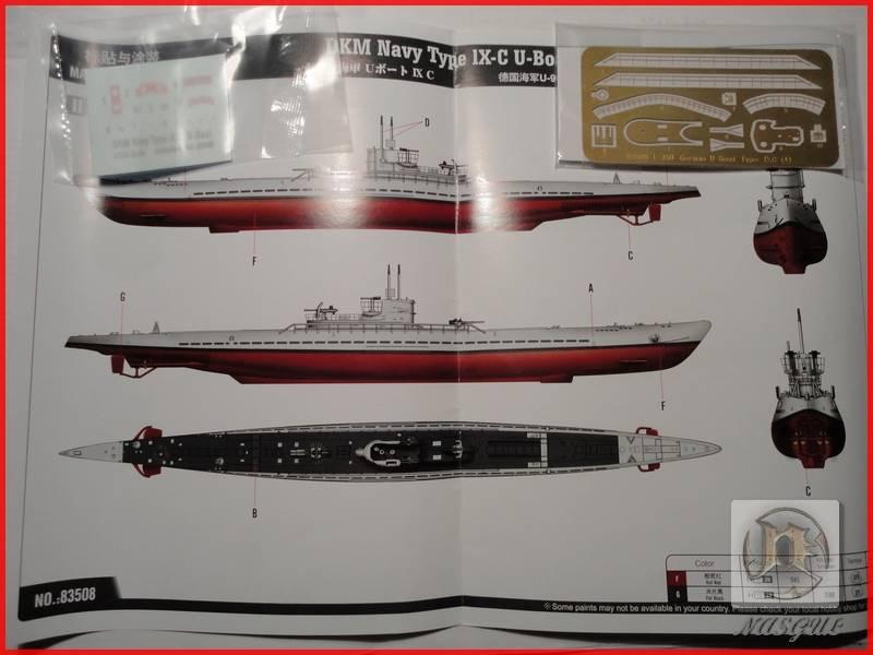 U-Boot Type IX-C 1/350 Hoby Boos  TERMINADO DSC07597_zps886209ee