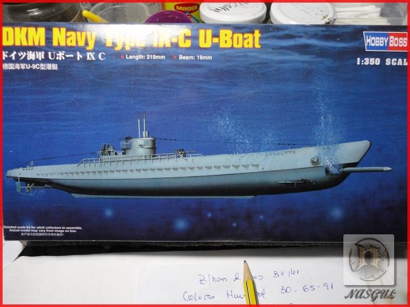 U-Boot Type IX-C 1/350 Hoby Boos  TERMINADO DSC07598_zps64da920a