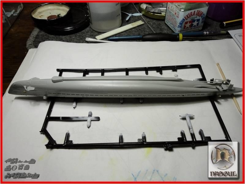 U-Boot Type IX-C 1/350 Hoby Boos  TERMINADO F15_zps06f99564