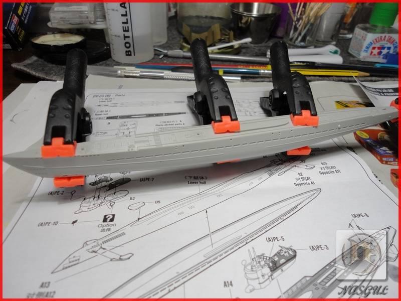 U-Boot Type IX-C 1/350 Hoby Boos  TERMINADO F1_zps39e0915b