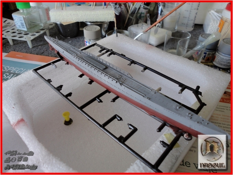 U-Boot Type IX-C 1/350 Hoby Boos  TERMINADO F23_zpsbae52426