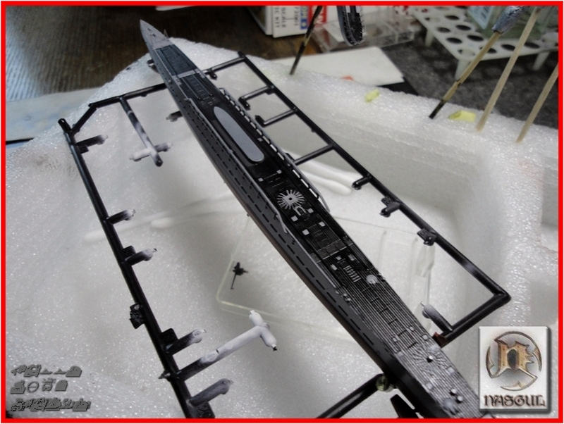 U-Boot Type IX-C 1/350 Hoby Boos  TERMINADO F25_zps661f8134