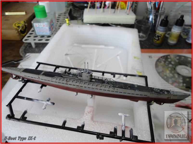 U-Boot Type IX-C 1/350 Hoby Boos  TERMINADO F39_zpsc6877c2b