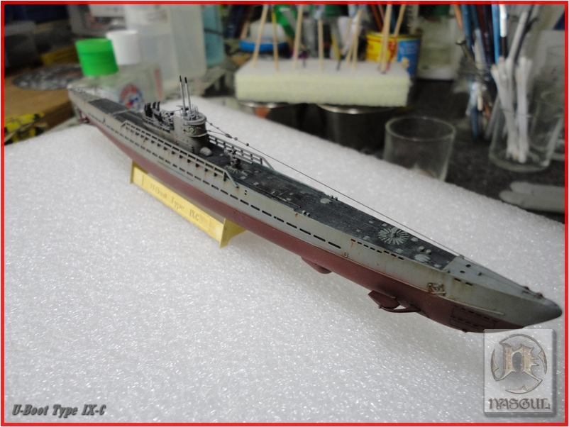 U-Boot Type IX-C 1/350 Hoby Boos  TERMINADO F41_zpsc78b75cb