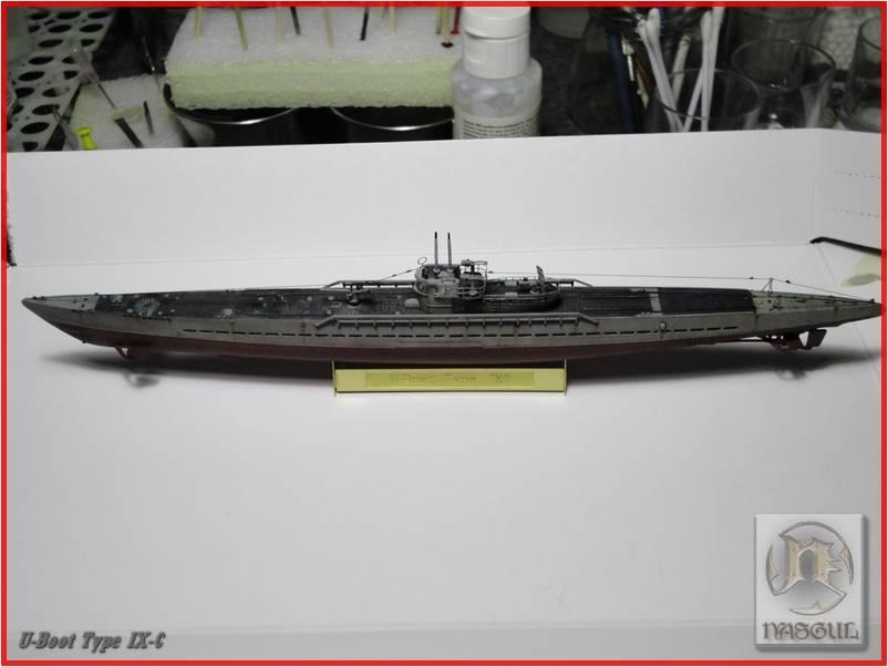 U-Boot Type IX-C 1/350 Hoby Boos  TERMINADO F43_zps962c11a7