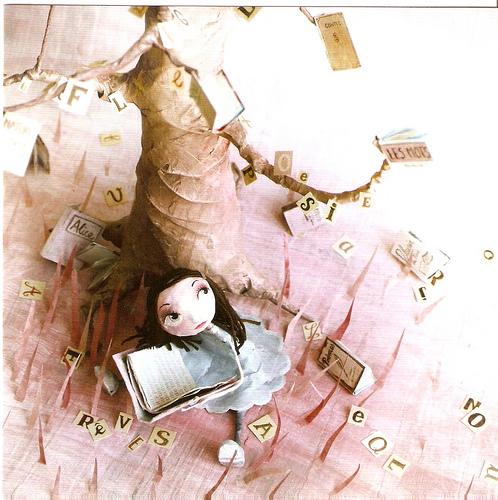 Chloé Rémiat - Illustratrice con la carta 4131161232_9fe4fd1853_zps81866dc1
