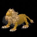 León realista [pedido de Sporenoexperto del taller Lensaltarn