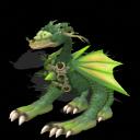 Vermadu, dragón del bosque Vermadug