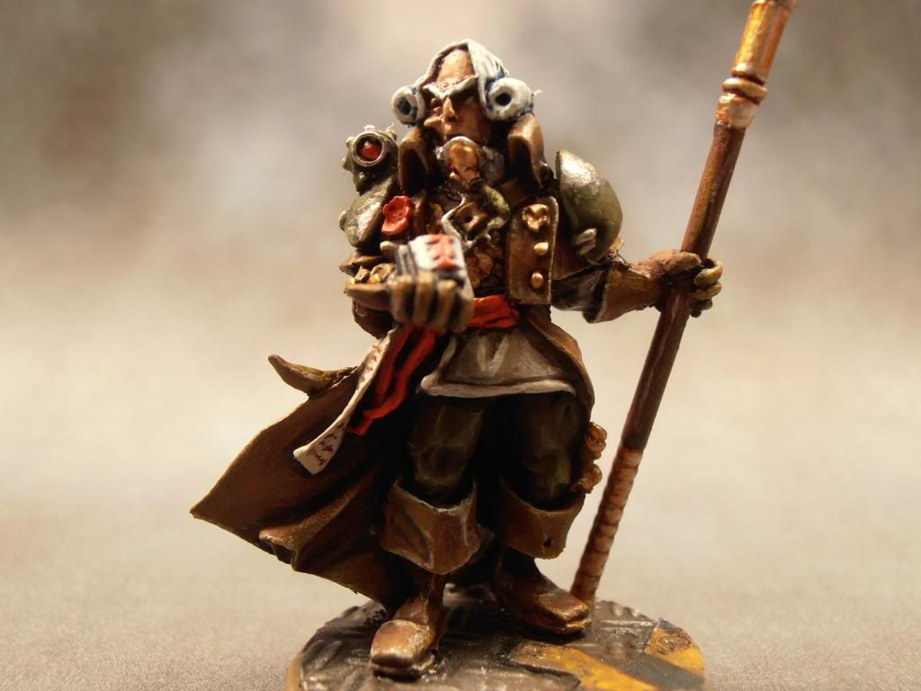 WIP Inquisitor InquisitorNey001