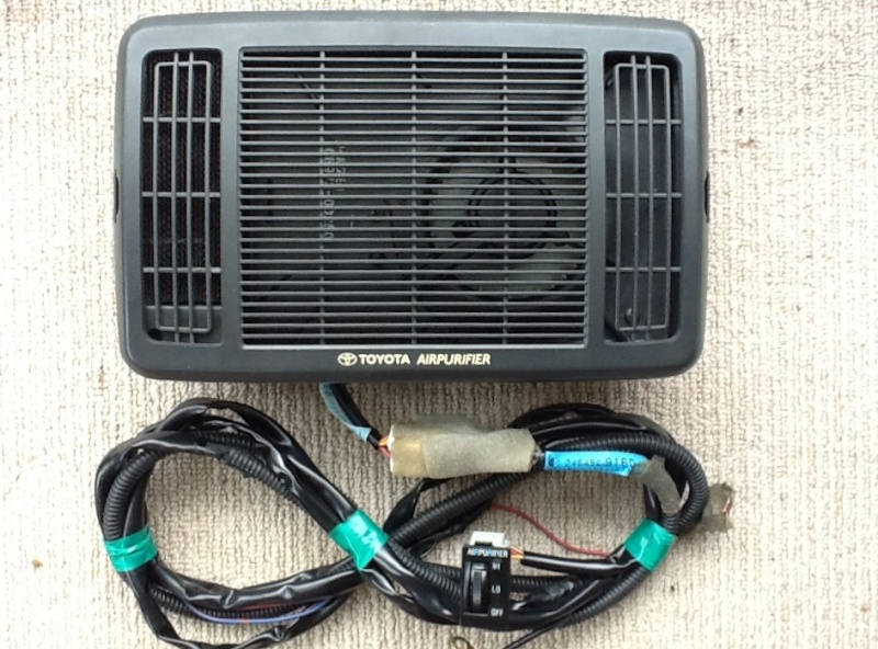 **** Air Purifier Switch & Loom **** 00512_zpsf08fdc03