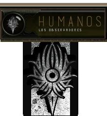 HUMANOS - OBSERVADORES